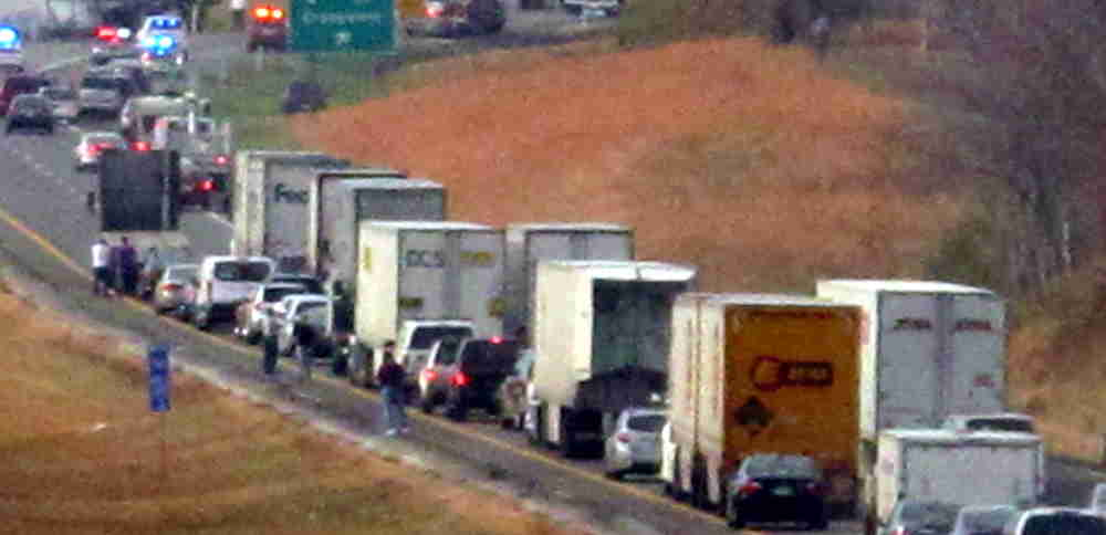 Jim Young Reporter: Heading to Knoxville Friday Afternoon? Avoid I