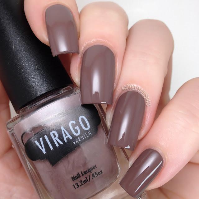 Virago Varnish-Unclad