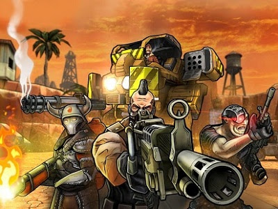 Game Major Gun war Apk Mod Unlimited Medals