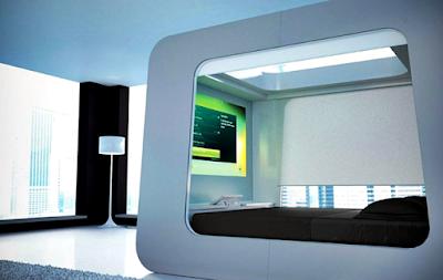 15 Desain Tempat Tidur Minimalis Modern Terbaru 2016 - 014