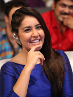 Rashi Khanna at Supreme Success meet-cover-photo