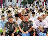 Panglima TNI: Justru Aksi Bela Islam yang Buat Dunia Kagum dengan Muslim di Indonesia