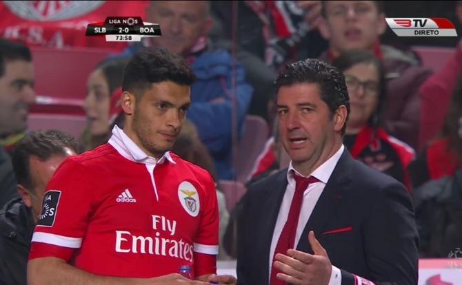 Benfica Futebol Raúl Jiménez