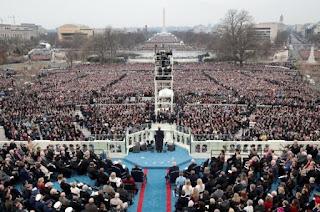 Trump toma posse como novo presidente dos Estados Unidos