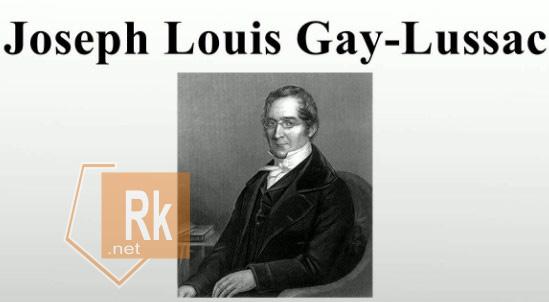 Hukum Gay-Lussac (Hukum Perbandingan Volume)
