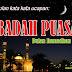 Kumpulan kata kata dan Kartu ucapan selamat Puasa bulan Ramadhan 1438 H 2017