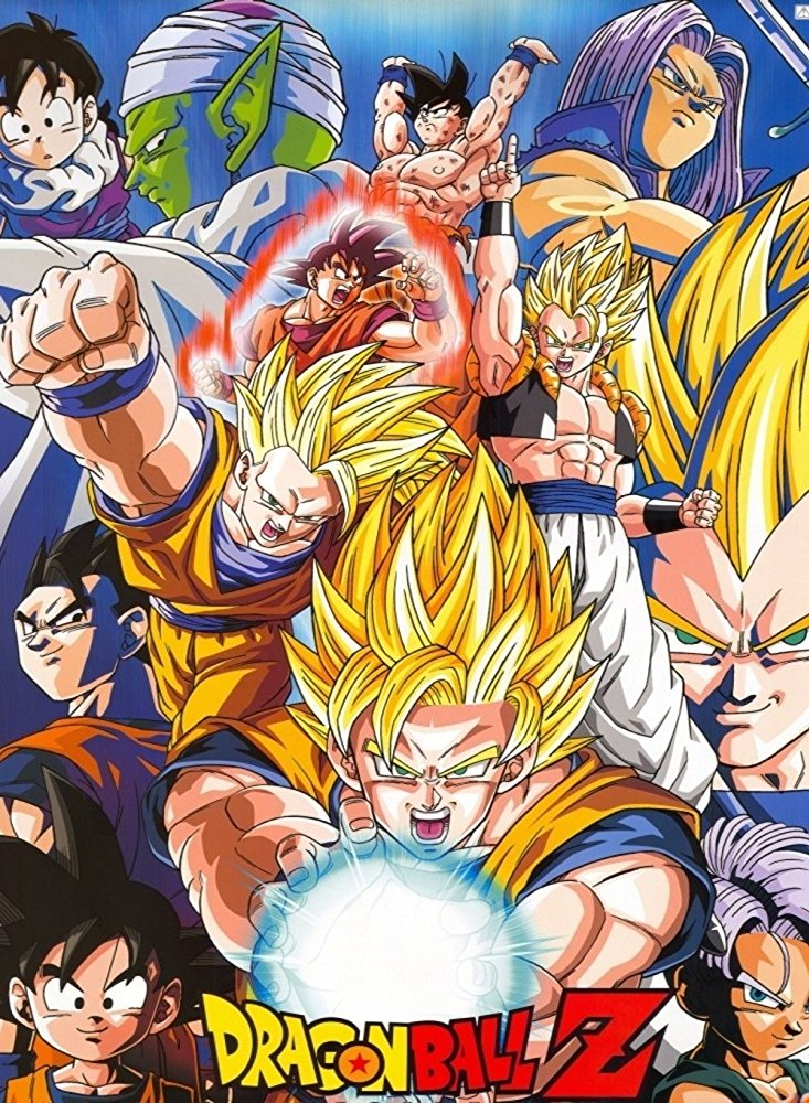 Dragon Ball Z Anime Batch Subtitle Indonesia Lengkap
