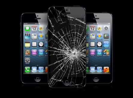 4 ways to manage a cracked iPhone screen