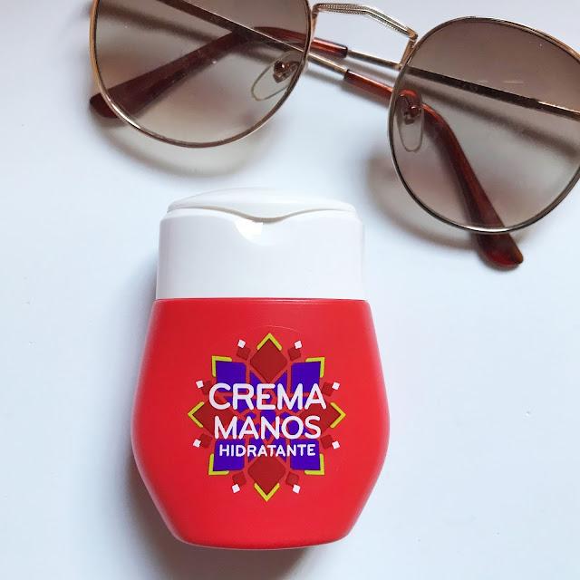 crema de manos mercadona edición limitada