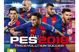 Update PES 2018 PS3 CFW Next Level Patch v2.0 Season 2017/2018
