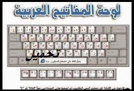 clavier arabe visuel sur 01net