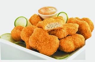 Resep Nugget Ikan Campur Sayuran