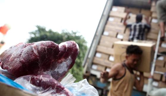 Pemerintah Impor 10 Ribu Ton Daging Sapi Beku dari Australia, Netizen: Daun Singkong Lebih Bergizi