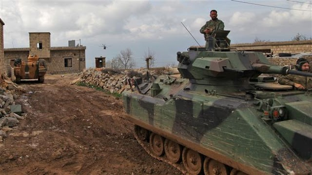 Syria slams Ankara's capture of Afrin, wants 'immediate' Turkish withdrawal