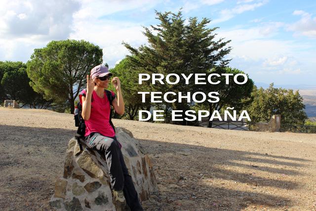 Proyecto techos de España