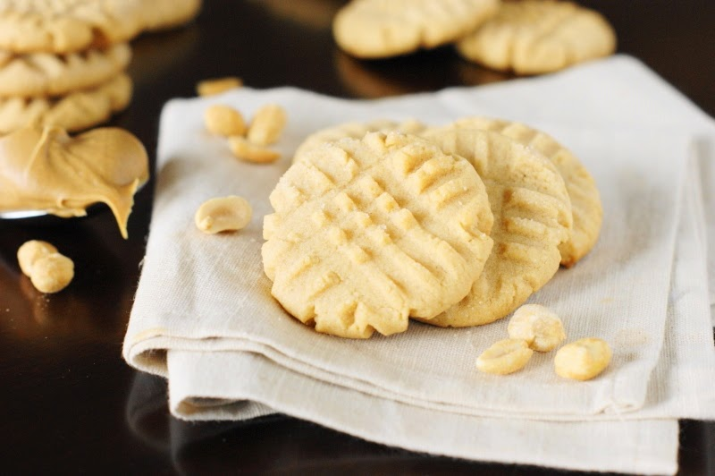 Grandma's Old-Fashioned Peanut Butter Cookies