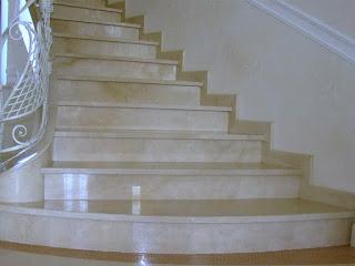 Лестницы, ступени из природного камня