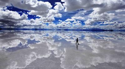 alar de Uyuni Bolivia
