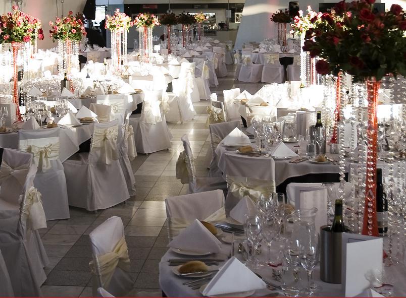 Best Wedding Decorations Regal Crystal Wedding Reception