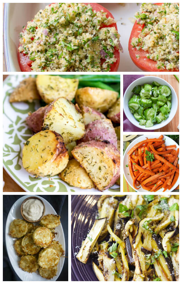 50+ Side Dishes For Easy Weeknight Chicken Dinners