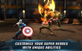 Marvel Avengers Alliance 2 MOD APK 1.0.6 Terbaru 2016