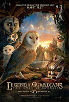 Legend of the Guardians 2010 Hindi 720p BRRip Dual Audio Full Movie