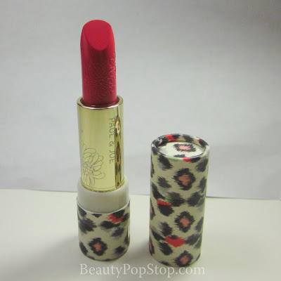 paul and joe happily ever after lipstick review