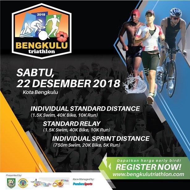 Bengkulu Triathlon • 2018