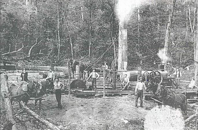 Reflections of Olde Swain: The Kerley Sawmill Explosion