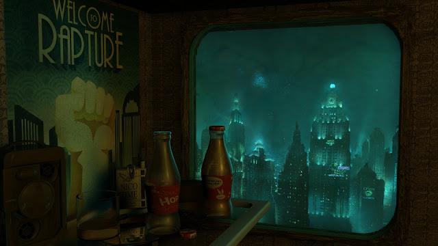 bioshock rapture şehri