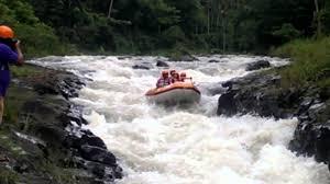Arung Jeram Atau Lombok Rafting Memacu Adrenalin Lombok