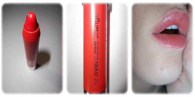 Swatch Baume à Lèvres Chubby Stick - Clinique - Teinte 12 Oversized Orange