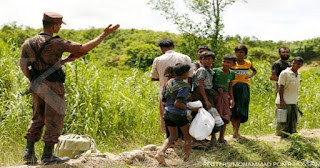 Polisi Abaikan Larangan Pemerintah, Pengungsi Rohingya Boleh Masuk Bangladesh