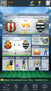 Top Football Manager - Apl Android di Google Play