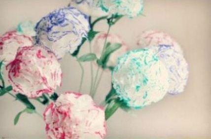 Cara Membuat Kerajinan Tangan Dari Kertas | Bunga Tissue Cantik 06