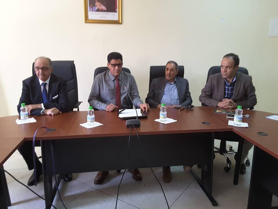 الأكاديمية الجهوية للتربية والتكوين بجهة درعة تافيلالت توقع اتفاقية شراكة مع جمعية أصدقاء محمد الجم للمسرح المدرسي