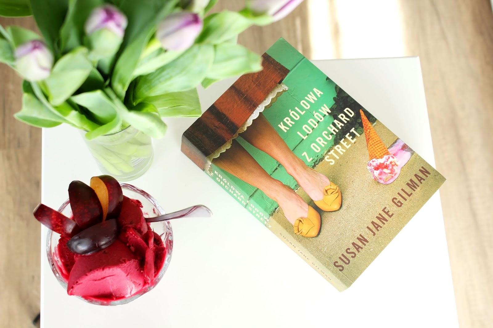 """Lodowa pani. Recenzja powieści """"Królowa lodów z Orchard Street"""" S. J. Gilman"""