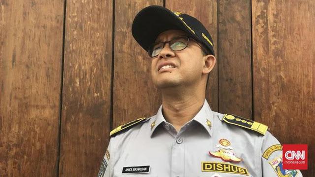 Polda Metro Ambil Tindakan Ini Setelah Elemen Masyarakat Melaporkan Anies Baswedan Atas Penutupan Jalan Di Tanah Abang untuk PKL.....