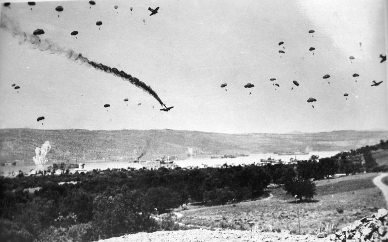 Οι 300 του Έβρου που πολέμησαν στη Μάχη της Κρήτης