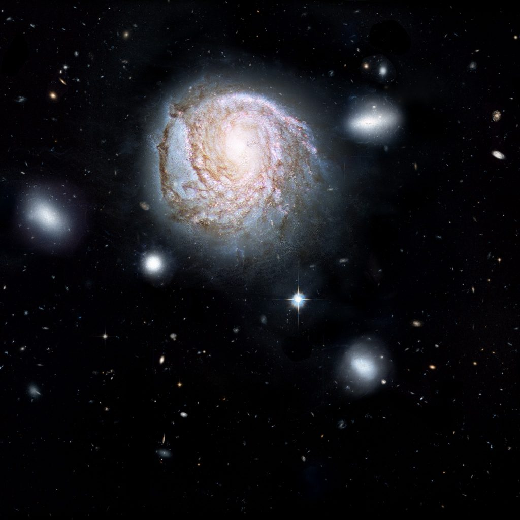 Galaxy Astronomy Worksheet