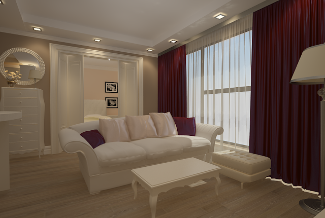 Amenajare living stil clasic-Design de interior-Amenajari Interioare