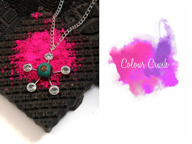 Holi just got more colourful with Suhani Pittie's new collection 'Colour Crush'