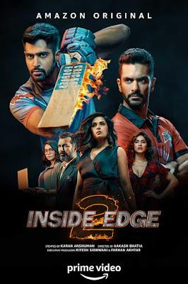 Inside Edge S02 Hindi Complete Series 720p HDRip HEVC