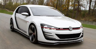 Volkswagen Golf GTi that costs more than a Lamborghini