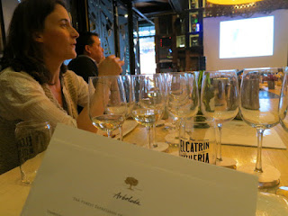 Winemaker Emily Faulconer, Arboleda Wines