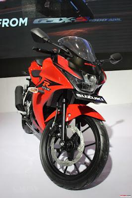 Suzuki Membuka Indent Online Untuk Produk  GSX-R 150 dan GSX-S 150