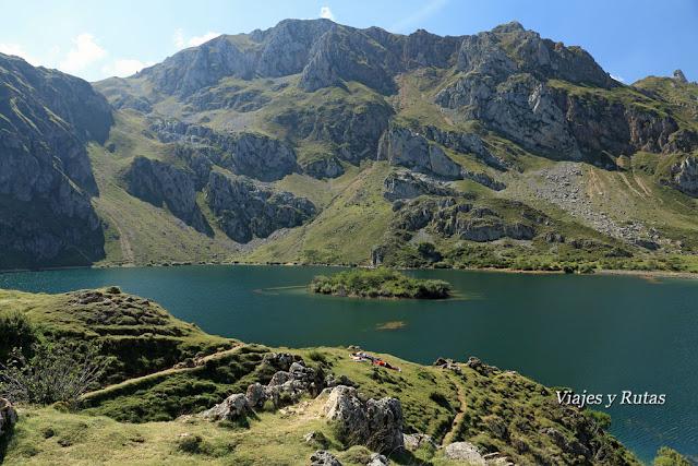 Ruta del Lago del Valle, Somiedo, Asturias