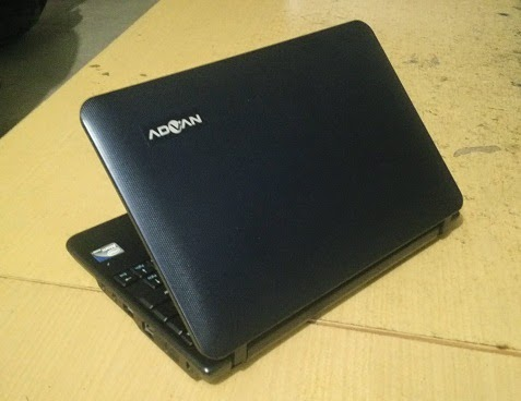 Jual Netbook 2nd Advan P1N46132S