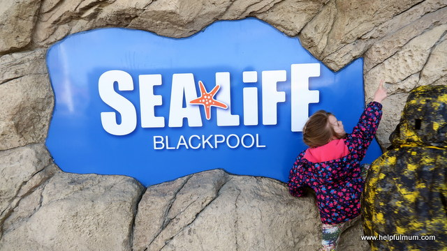 Sealife Blackpool