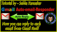 create auto reply gmail